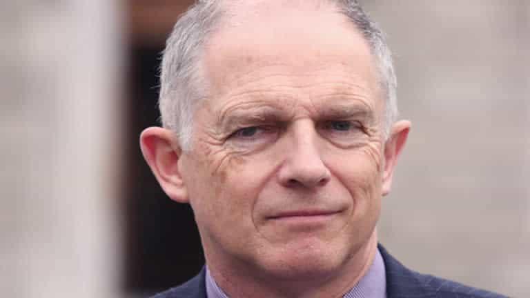 Junior Justice Minister David Stanton